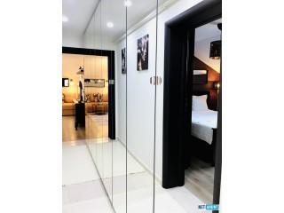 Apartament 2 camere 48mp, Stil Scandinav Superb - Merită Văzut! Militari Residence Sector 6