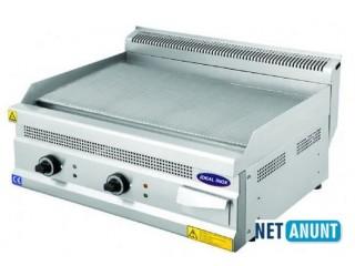 Fry Top electric cu suprafata striata-LINIA 700 S, Ideal Inox
