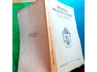Mitropolia Moldovei si Sucevei, Arhiepiscopia Iasilor, 1962