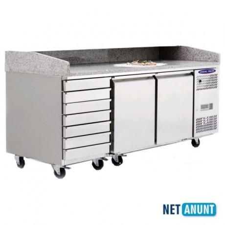 masa-frigorifica-preparare-pizza-blat-granit-cu-2-usi-si-7-sertare-big-0