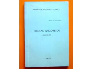 Nicolae Grigorescu, Paul D. Popescu