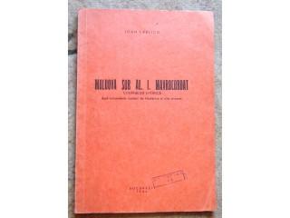 Moldova sub Al. I. Mavrocordat, Ioan I. Velicu
