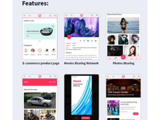 Realizare website modern, magazin online gratis
