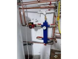 Firma de instalații termice și sanitare