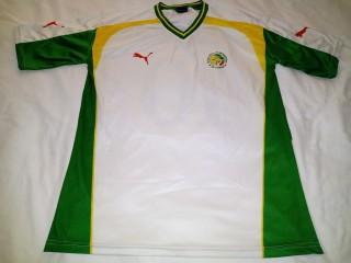 Tricou fotbal cu nationala Senegalului